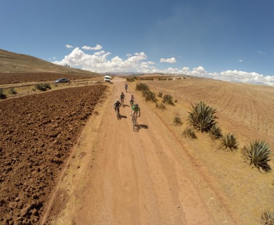 mountain biking in cusco