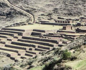 what does an Inca Palace Look Like