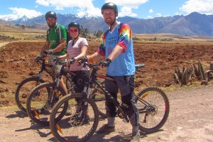 bike-the-inca-ruins-of-cusco- Amazonas- Explorer