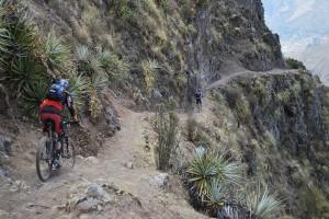 mountain biking in peru amazonas explorer
