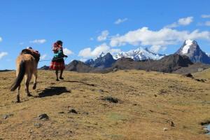 lares trek-. alternative trek to Machu picchu when inca trail permits sold out