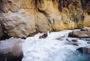 Rafting Rio Apurimac