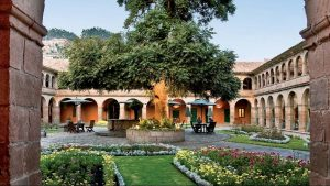 Belmond Monasterio hotel in Cusco