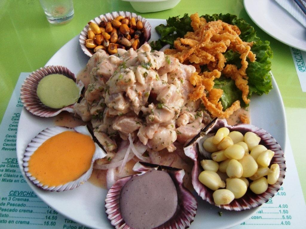 peruvia ceviche restaurant