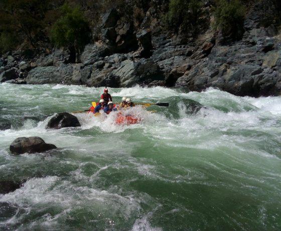 Apurimac River Rafting, Peru