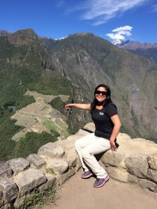 Lisbet Duran, Amazonas Explorer guide