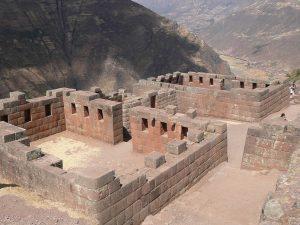 Pisac ruina, Cusco, Peru