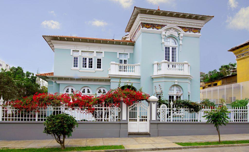 hotel villa barranco, Lima, Peru