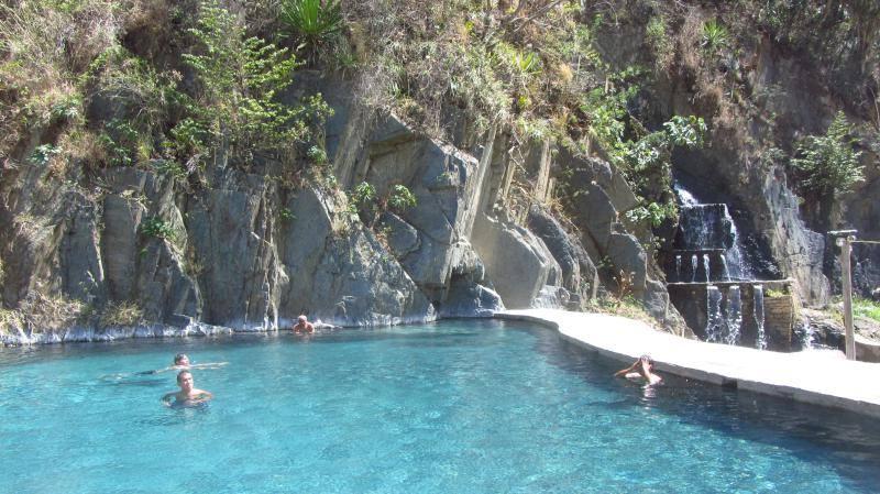 hot springs salkantay trek