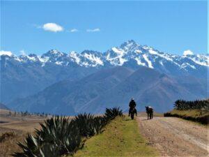 Sacred Valley near Cusco
