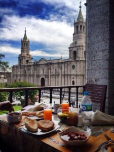 Arequipa a Colonial City