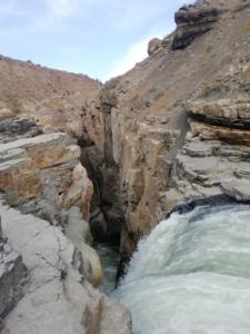 Cotahuasi Gorge Depth