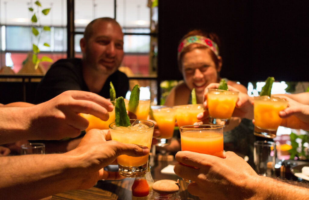 advice for peru- where to drink
