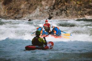 Peru River Rafting
