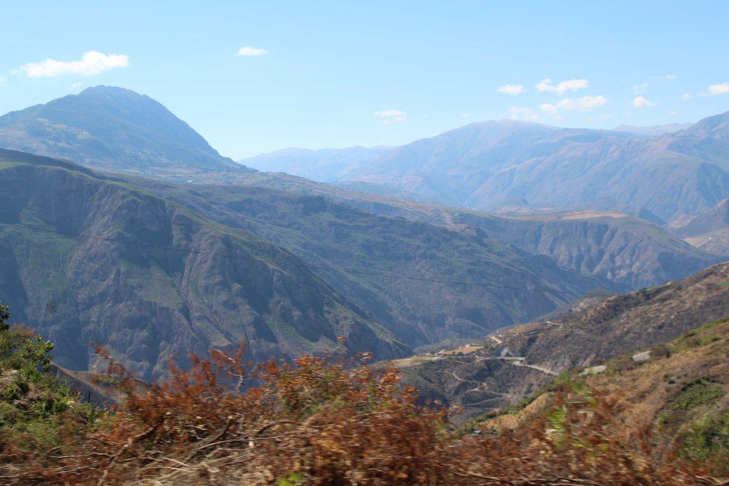 peruvian countryside