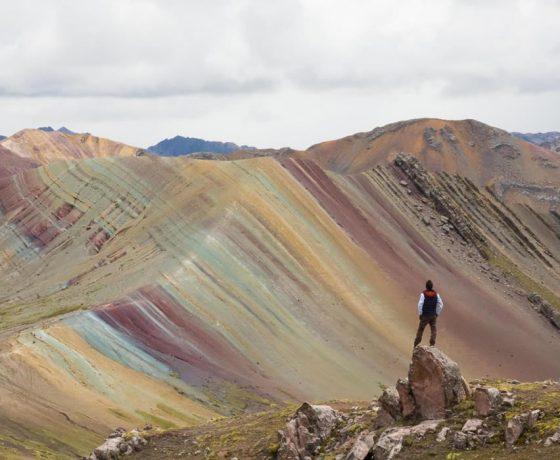 palcoyo the second rainbow mountain